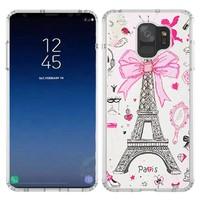TPU Shock Proof Design Case for Galaxy S9 - Paris