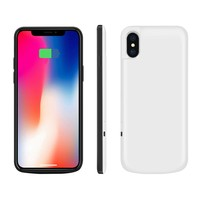 JLW Power Battery Case with Kickstand for iPhone X / XS (3,000mAh)