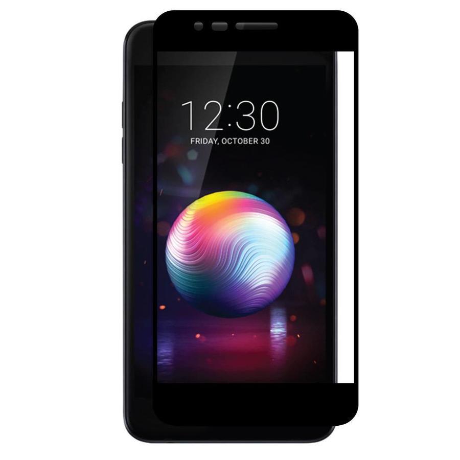 4D Full Cover Tempered Glass for LG K30 / K10 (2018)