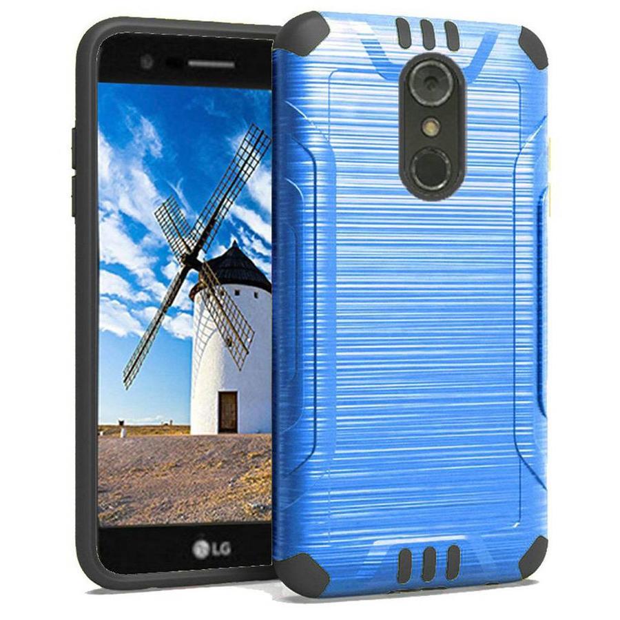 Slim Armor Metallic Design Case for LG Stylo 4