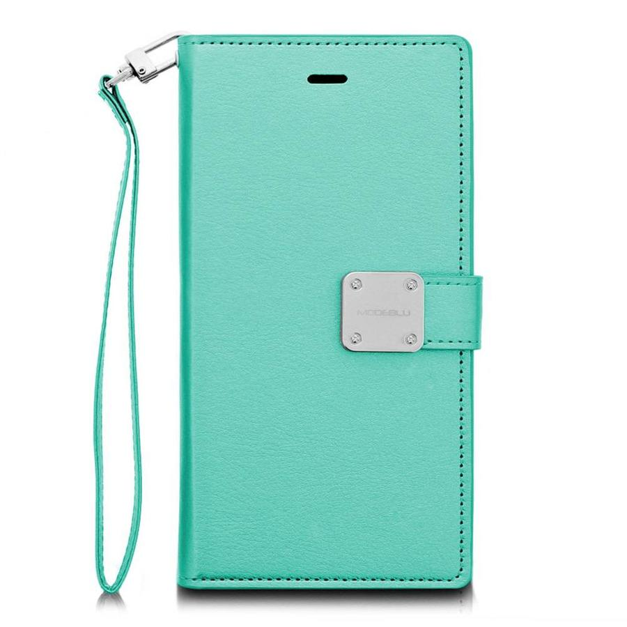 ModeBlu PU Leather Wallet MB Mode Diary Case for Galaxy J3 Achieve (2018)