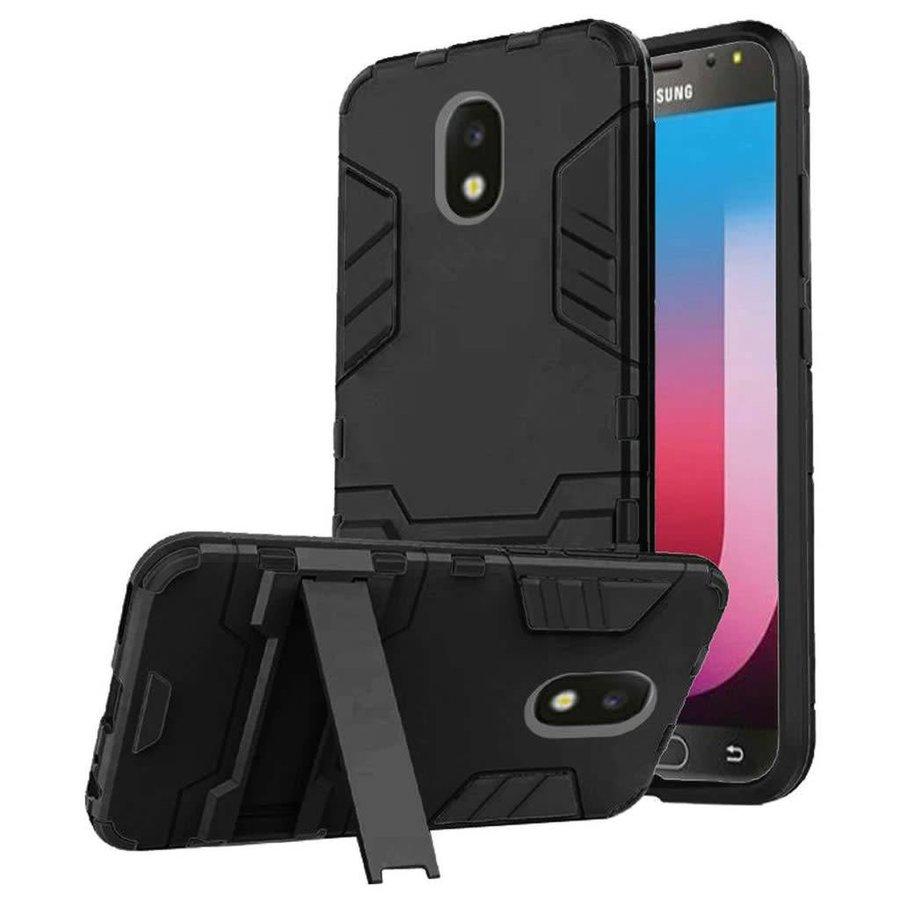Dynamite Shockproof Kickstand Hybrid Case for Galaxy J3 Achieve (2018)