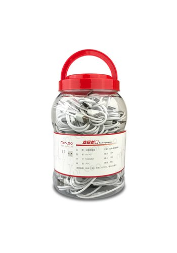 Mizoo USB Cable Bucket 50 Pcs.