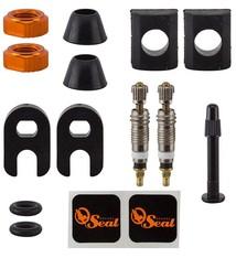 Orange Seal Orange Seal VersaValve stems retail kit, 32mm - pair
