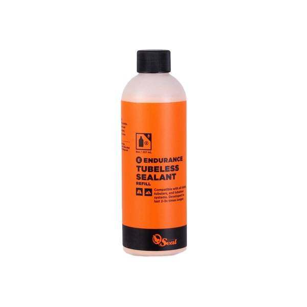Orange Seal Orange Seal Tubeless tire sealant, 8oz bottle - refill