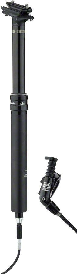 RockShox RockShox, Reverb Stealth, Adjustable seatpost, 31.6x340mm, Travel: 100mm, Right remote