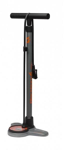 BLACKBURN Piston 3 Floor Pump - Black/Grey