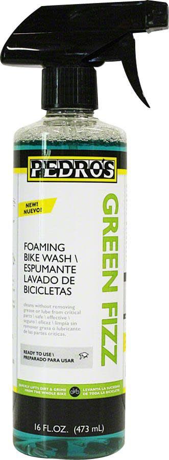 Pedros Pedro's, Green Fizz, Bike wash, 16oz/470ml