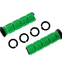OURY Oury Lock-On Grips Green