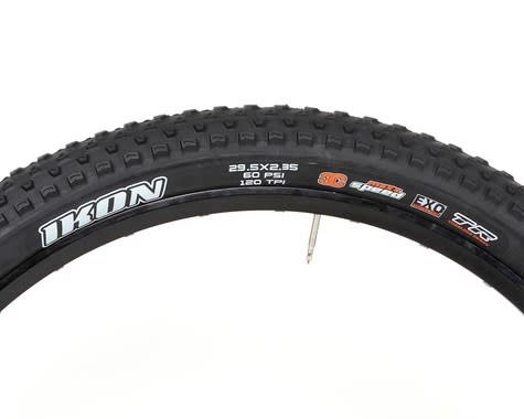 Maxxis Maxxis, Ikon, 29x2.35, Folding, 3C Maxx Speed, Tubeless Ready, EXO, 120TPI, 60PSI, Black