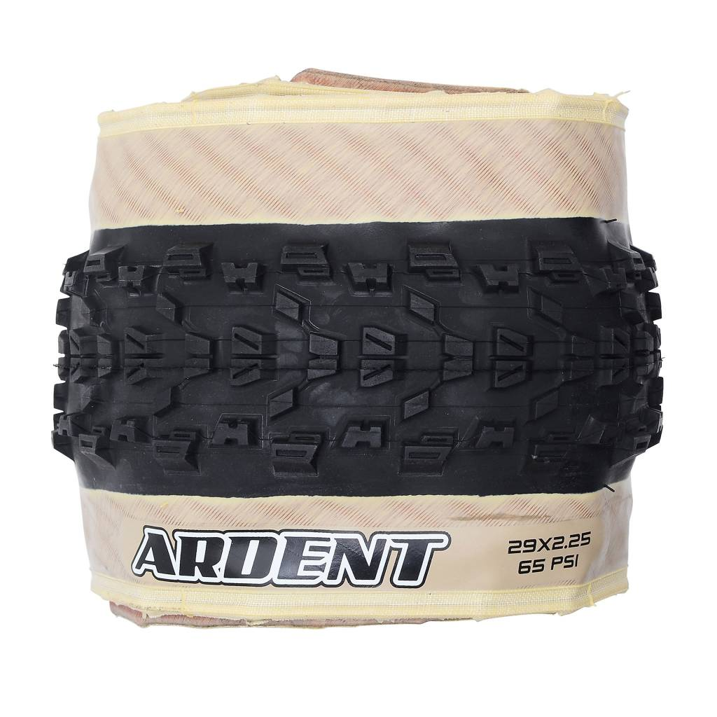 Maxxis Maxxis, Ardent, 29x2.25, Foldable, Skinwall, 60TPI, 65PSI, 690g, Black/beige