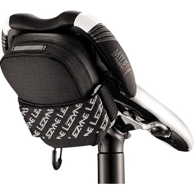LEZYNE Lezyne, Road Caddy, Seat Bag, 0.4L, Black