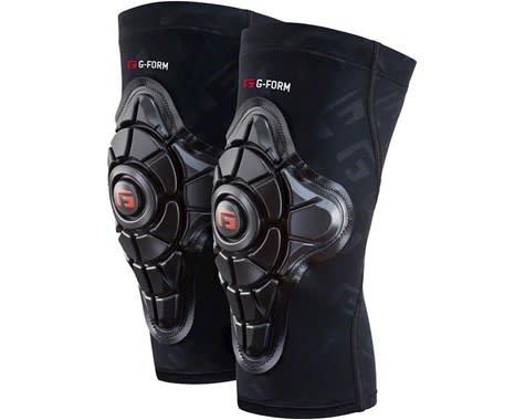 G-Form G-Form, Pro-X, Knee Pads, Unisex, Black, S