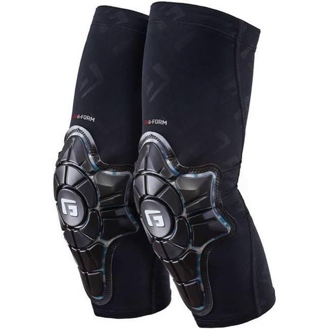 G-Form G-Form, Pro-X, Elbow Pads, Unisex, Black/Teal Camo, S