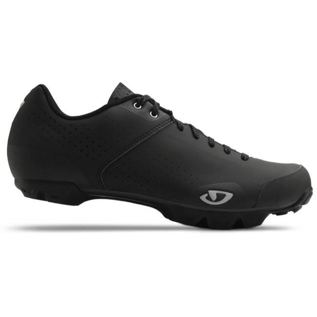 Giro Cycling Giro Cycling Privateer Lace Mountain Shoe - Black (Adult Size 44)
