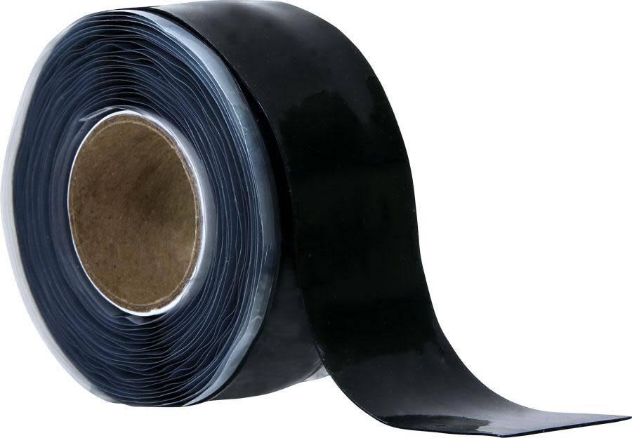 E.S.I. ESI, Silicone Tape Consumers Roll 10 Feet, Black