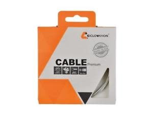 Ciclovation Ciclovation, Nano Slick, Shift cable, 1.1mm, Stainless Steel, Slick, 2100mm, Shimano, Unit