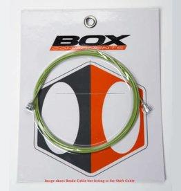 BOX BOX Nano brake cable wire green