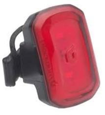 BLACKBURN Blackburn, Click USB, Light, Rear, Black