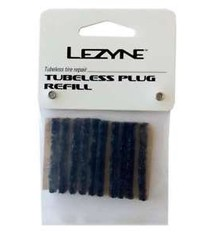 LEZYNE LEZYNE TUBELESS PLUG RERILL-10 BLACK