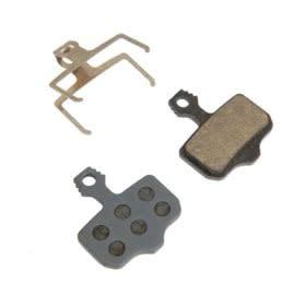 Eclypse Eclypse, W1 Semi-Metallic, Disc brake pads, Avid Code R
