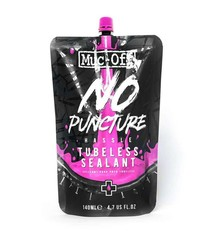 Muc-Off Muc-Off, No Puncture Hassle Tubeless Sealant Pouch, 140ml