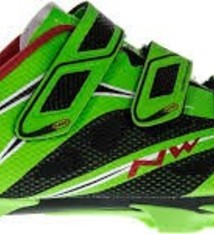 Northwave Northwave Scorpius 3S - Size 9.5 - Green Fluo