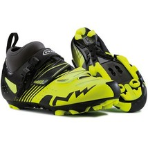 Northwave Northwave CX Tech - Size 11 - Yellow Fluo/Blk