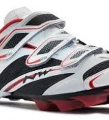 Northwave Northwave Scorpius 3S - Size 12 - White/Black/Red