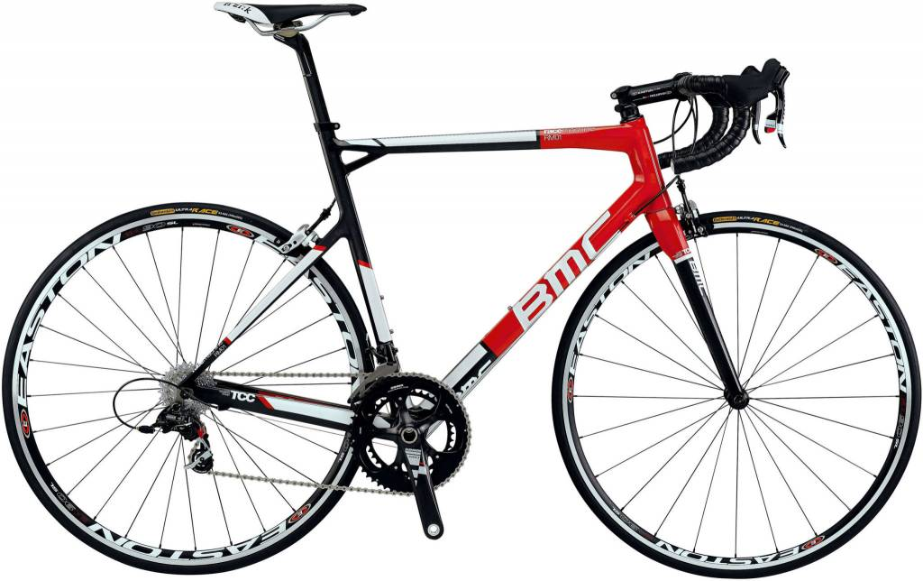 BMC BMC Race Machin RM01 - 53 cm - Black/Red