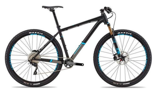 Marin Bikes Marin Indian Fire Trail 9.8 - Size Large - Black