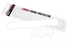 Lizard Skins Lizard Skins Adhesive Bike Protection Large Frame Protector: Clear