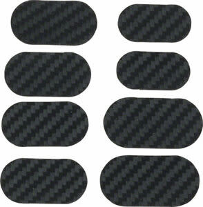 Lizard Skins Lizard Skins Adhesive Bike Protection Patch Kit: Carbon Leather