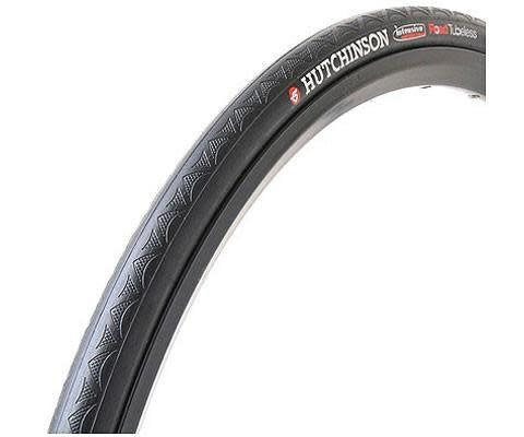 Hutchinson Hutchinson, Intensive Tubeless, Tire, 700x25C, Folding, Tubeless Ready, Triple, 127TPI, Black
