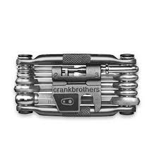 Crank Brothers Crank Brothers Multi-17 Mini Tool, Nickel