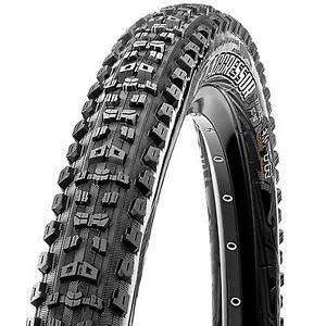 Maxxis Maxxis, Aggressor, Tire, 29''x2.30, Folding, Tubeless Ready, Dual, EXO, 60TPI, Black