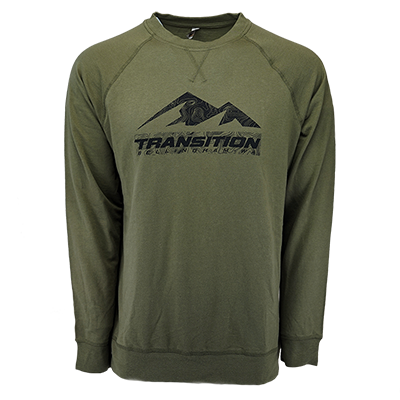 Transition Transition Hoodie/Sweatshirt