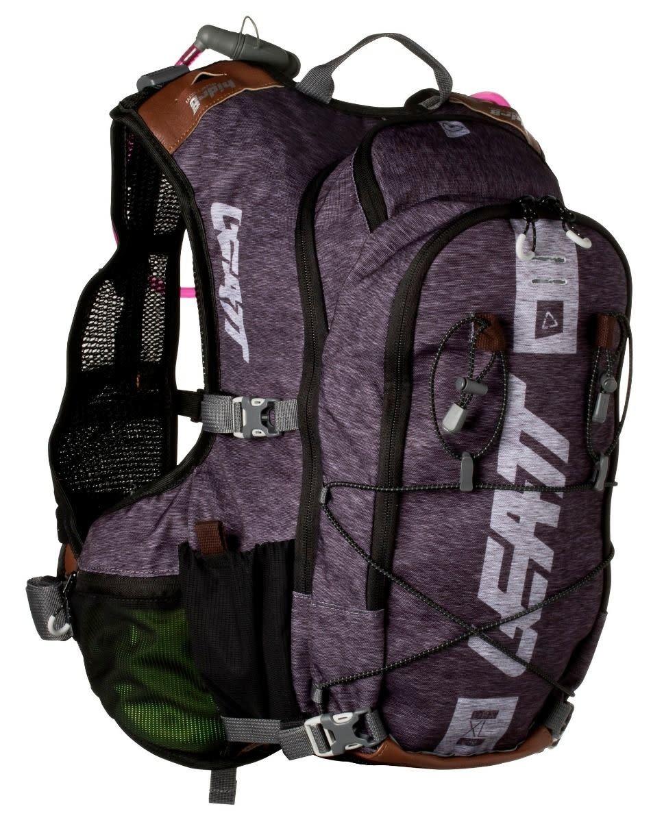 Leatt DBX XL 2.0 Cargo Hydration Pack, Graphite