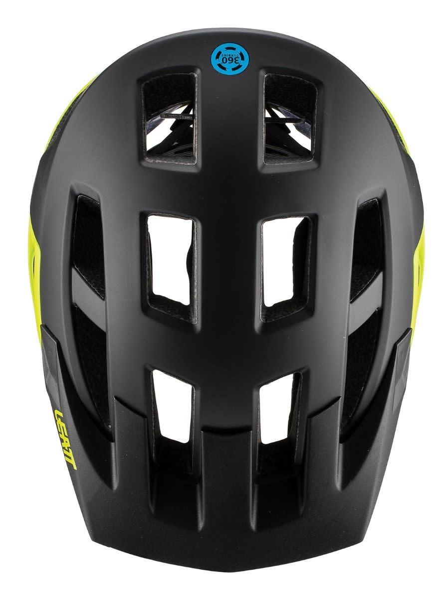 Leatt Leatt Helmet DBX 2.0 Granite/Lime #S 51-55cm