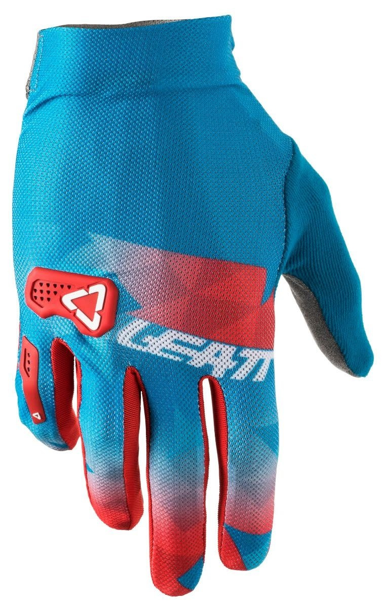 Leatt Leatt Glove DBX 2.0 X-Flow Fuel/Red #XL/EU10/US11
