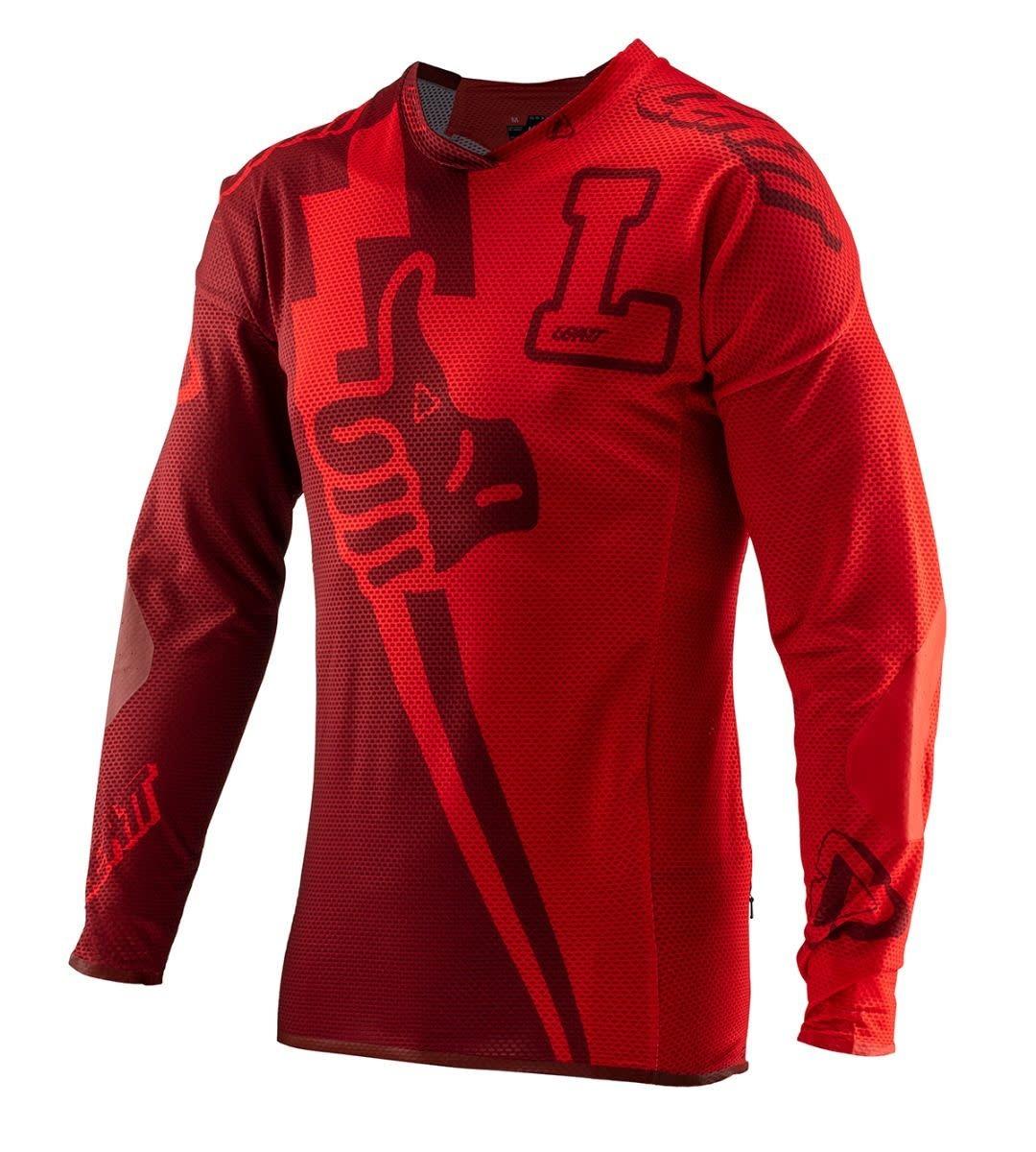 Leatt Leatt Jersey DBX 4.0 UltraWeld #L Stadium Ruby