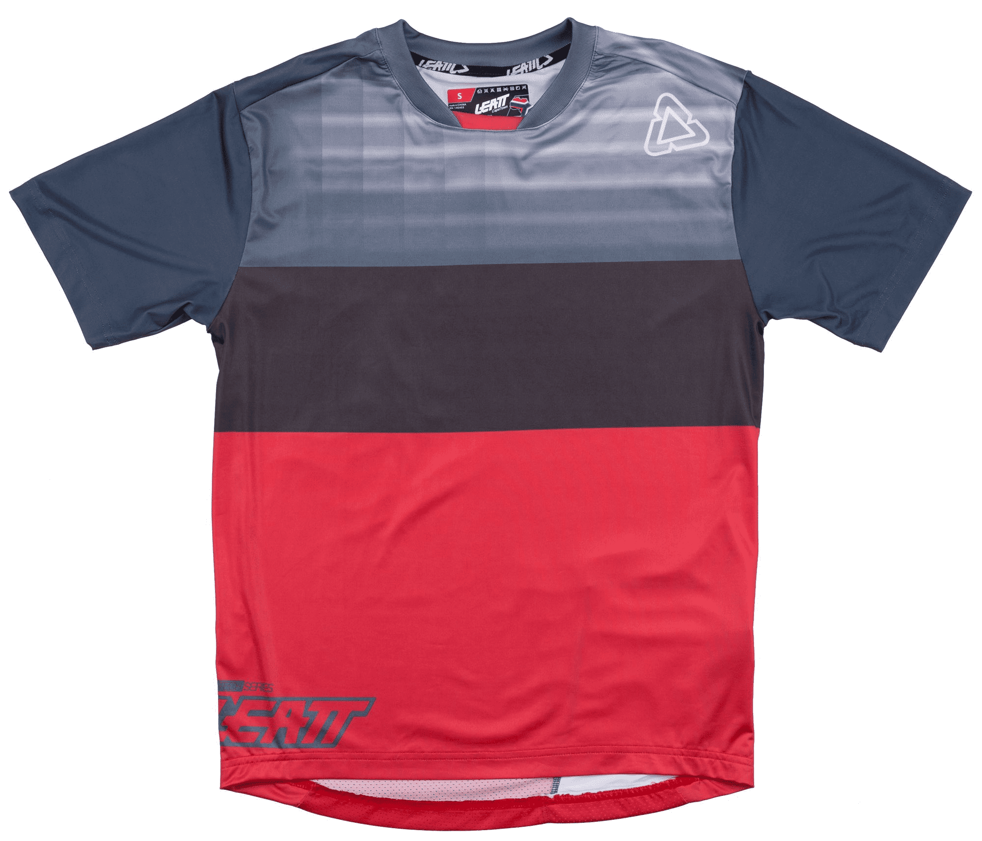 Leatt Leatt Jersey DBX 1.0 #XL Granite/Red