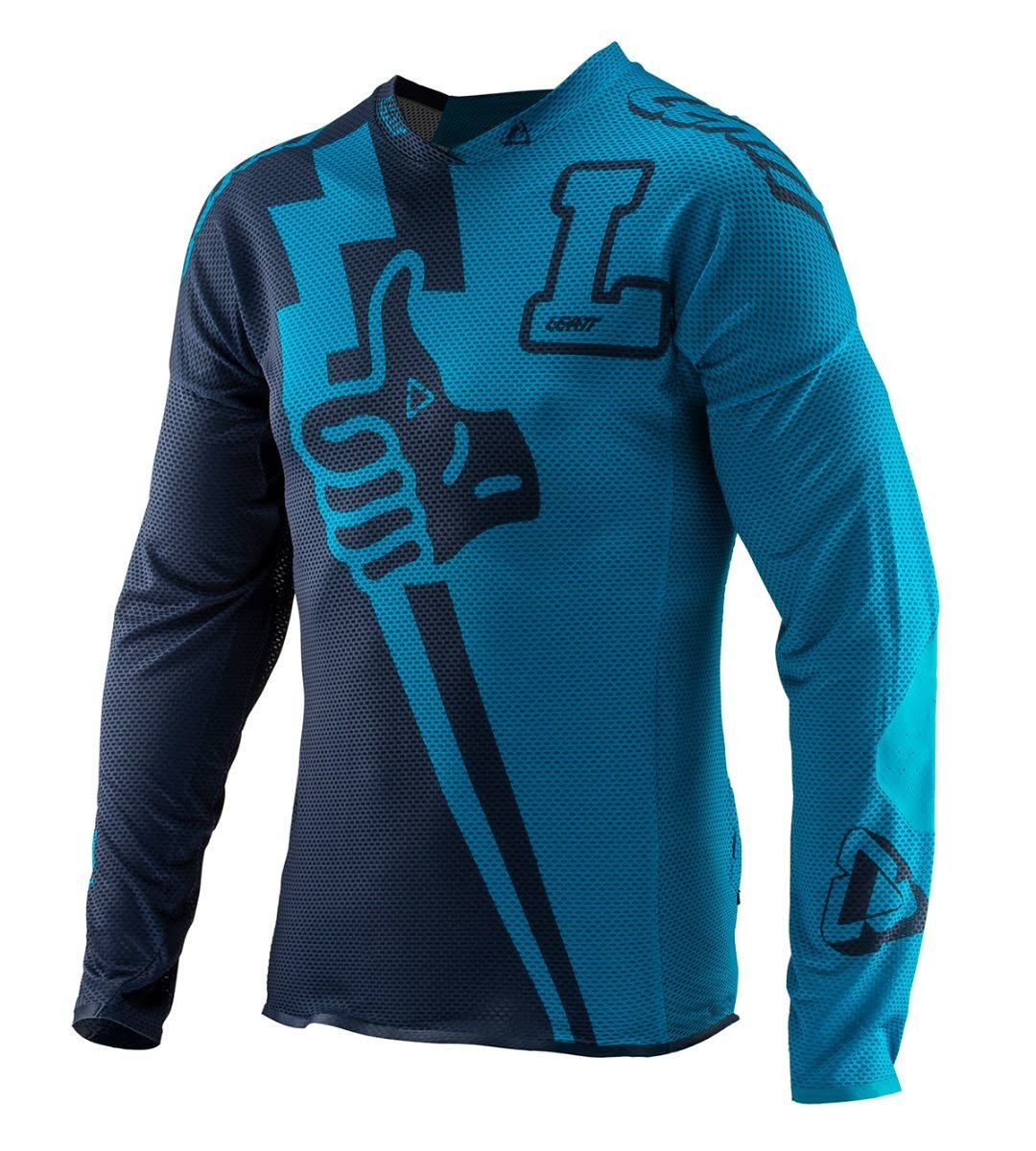 Leatt Leatt Jersey DBX 4.0 UltraWeld #L Stadium Ink