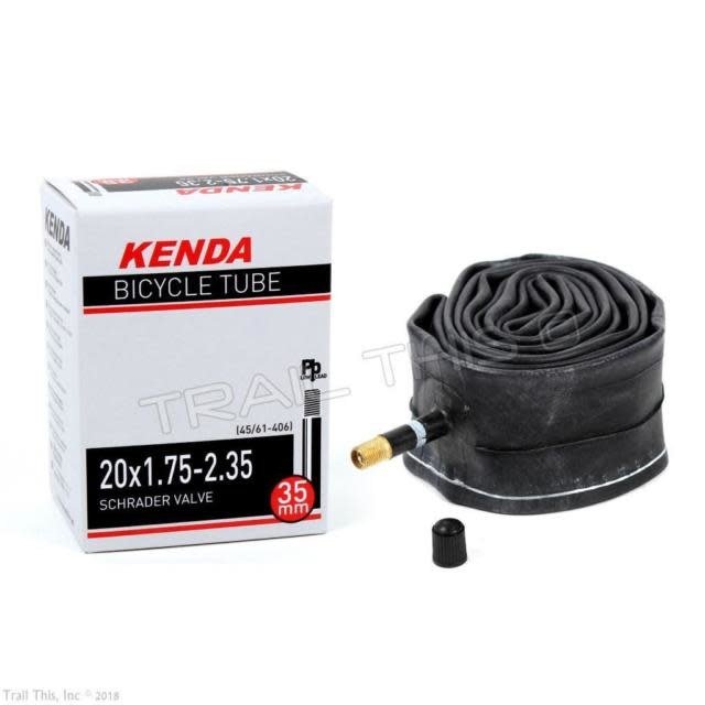 Kenda Kenda, Schrader, Tube, Schrader, Length: 35mm, 20'', 1.75-2.35