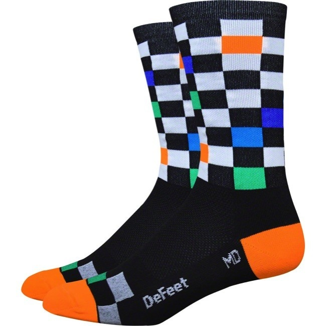 """DeFeet DeFeet, Aireator 6"""" Fast Times MD 6"""" Cuff"""