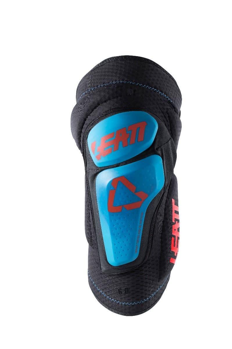 Leatt Leatt Knee Guard 3DF 6.0 Fuel/Blk #L/XL