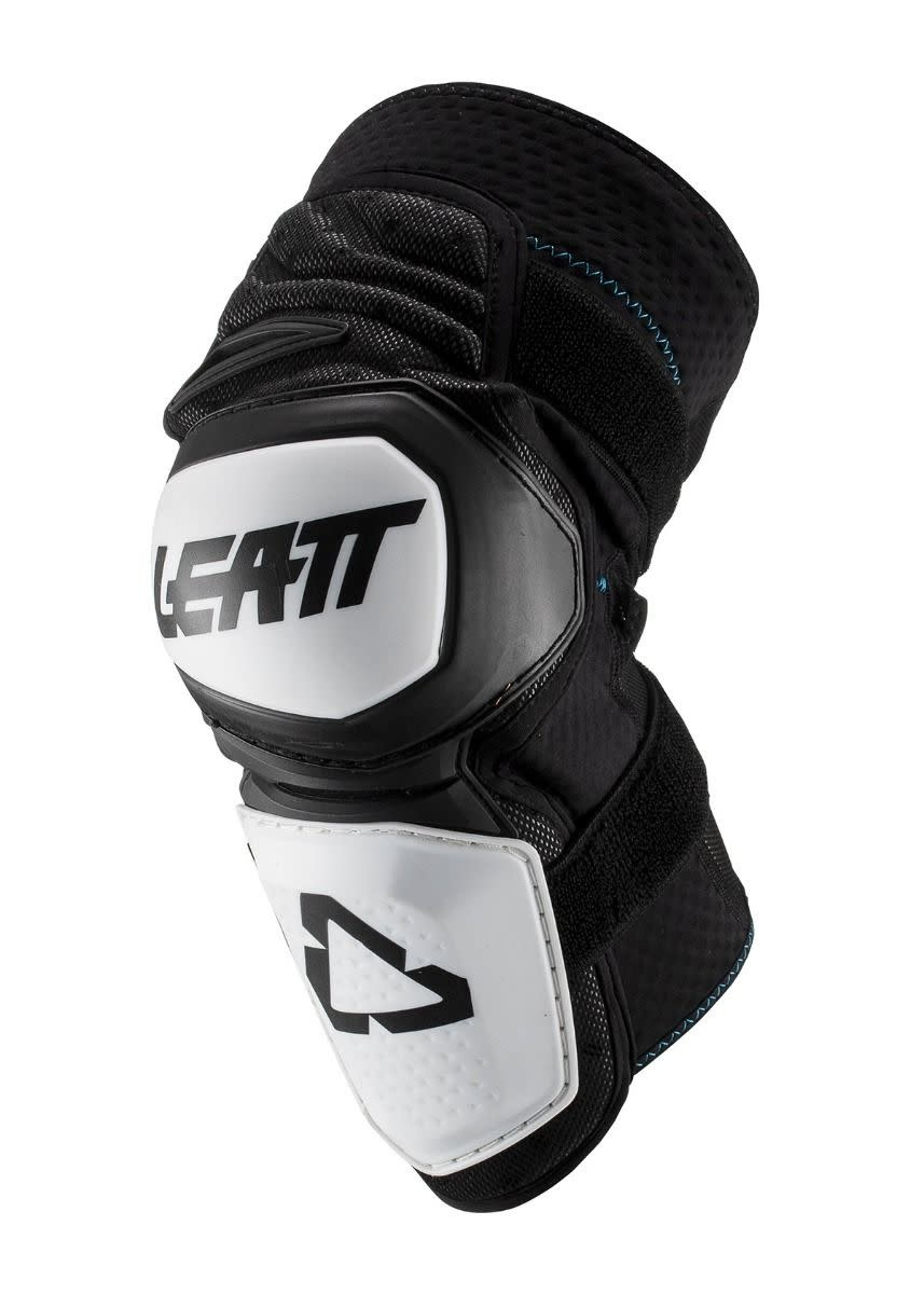 Leatt Leatt Knee Guard Enduro Wht/Blk #S/M