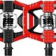 Crank Brothers Crank Brothers Doubleshot 3 Pedals: Red/Black
