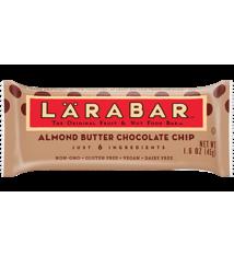 LARABAR Larabar BAR ALMND BTTR CHOC CHIP 1.6 OZ