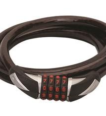 BLACKBURN Blackburn, Angola, Cable with combination lock, 180cm (6')